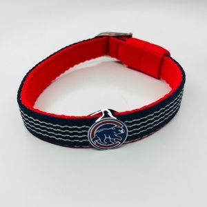 NWOT KEEP Collective CUBS reversible bracelet